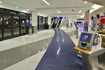 Delta Airlines LAX Terminal 5