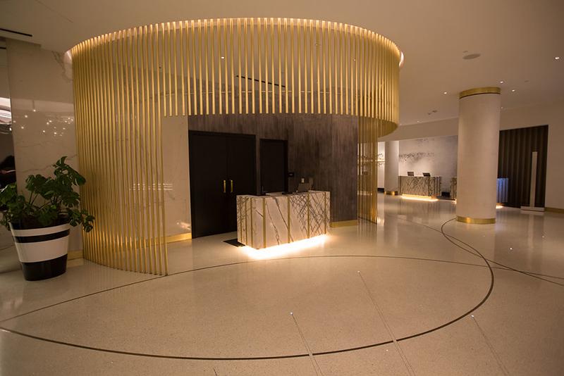 Lowes Miami Beach Hotel - Terrazzo & Marble Supply