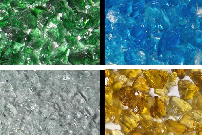 Aggregates & Divider Strips - Terrazzo & Marble Supply