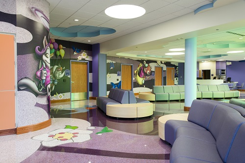 Children's Mercy Hospital for Terrazzo & Marble
