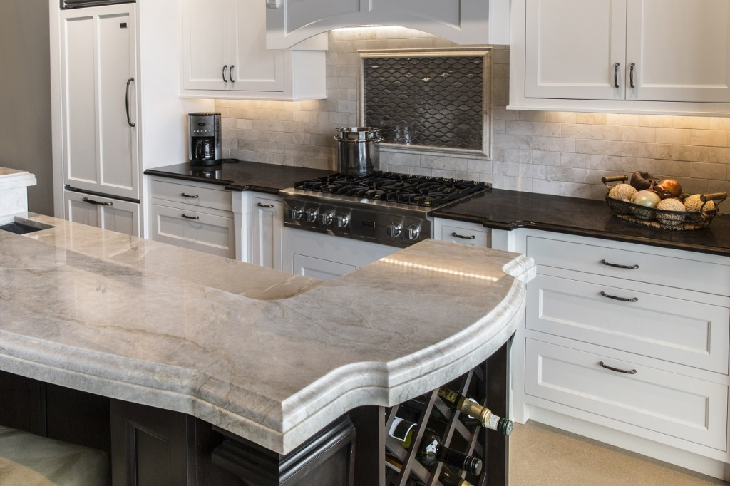 Bianca Perla Kitchen Countertop