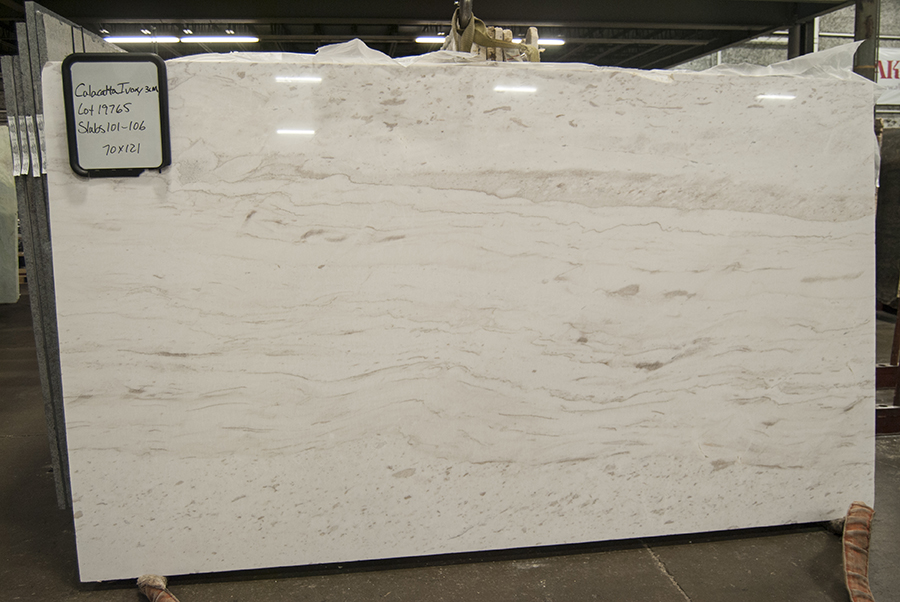 Calacatta Ivory - Polished