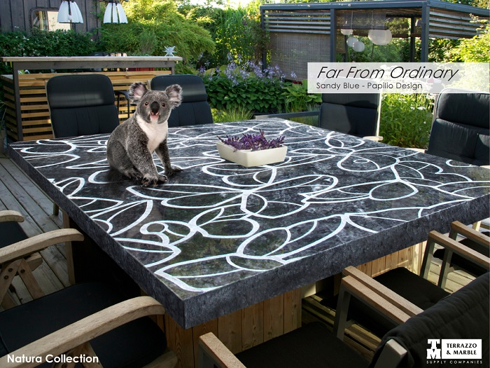 The Natura Collection Terrazzo Marble Supply