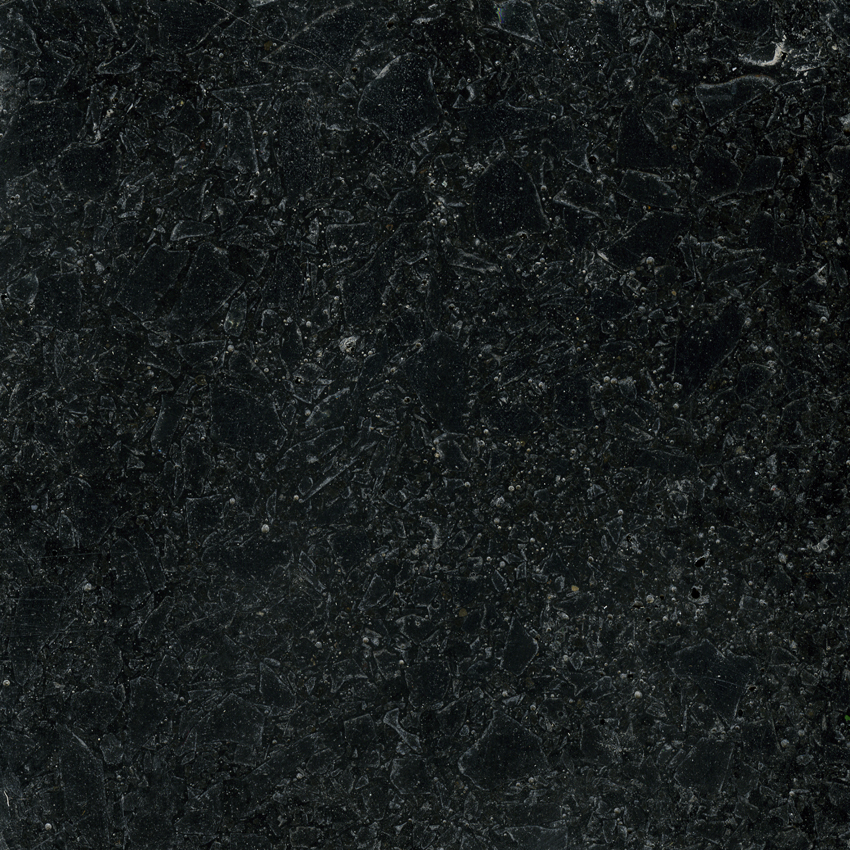 Dark Sexy Mysterious Black Terrazzo Marble Supply